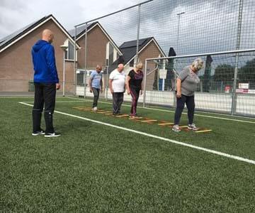 Sportdag voor 45+ers in Zwolle!