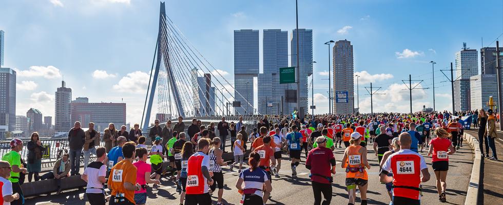 Rotterdam host city veertiende editie Nationale Sportweek