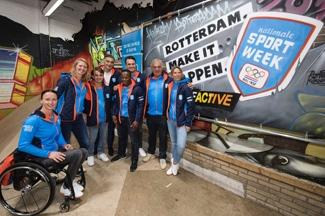 Veertiende Nationale Sportweek geopend