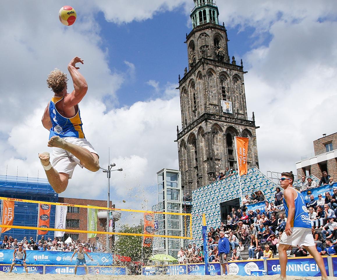 Groningen tweede host city van de Nationale Sportweek 2018
