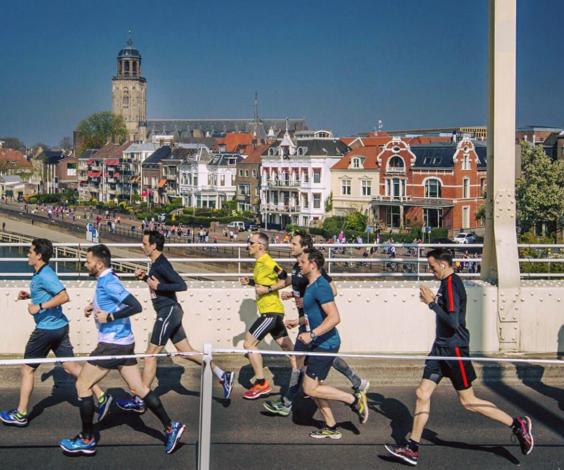 Deventer host city van de Nationale Sportweek