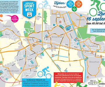 Best practice: Helmondse inwoners leren sportclubs al fietsend beter kennen