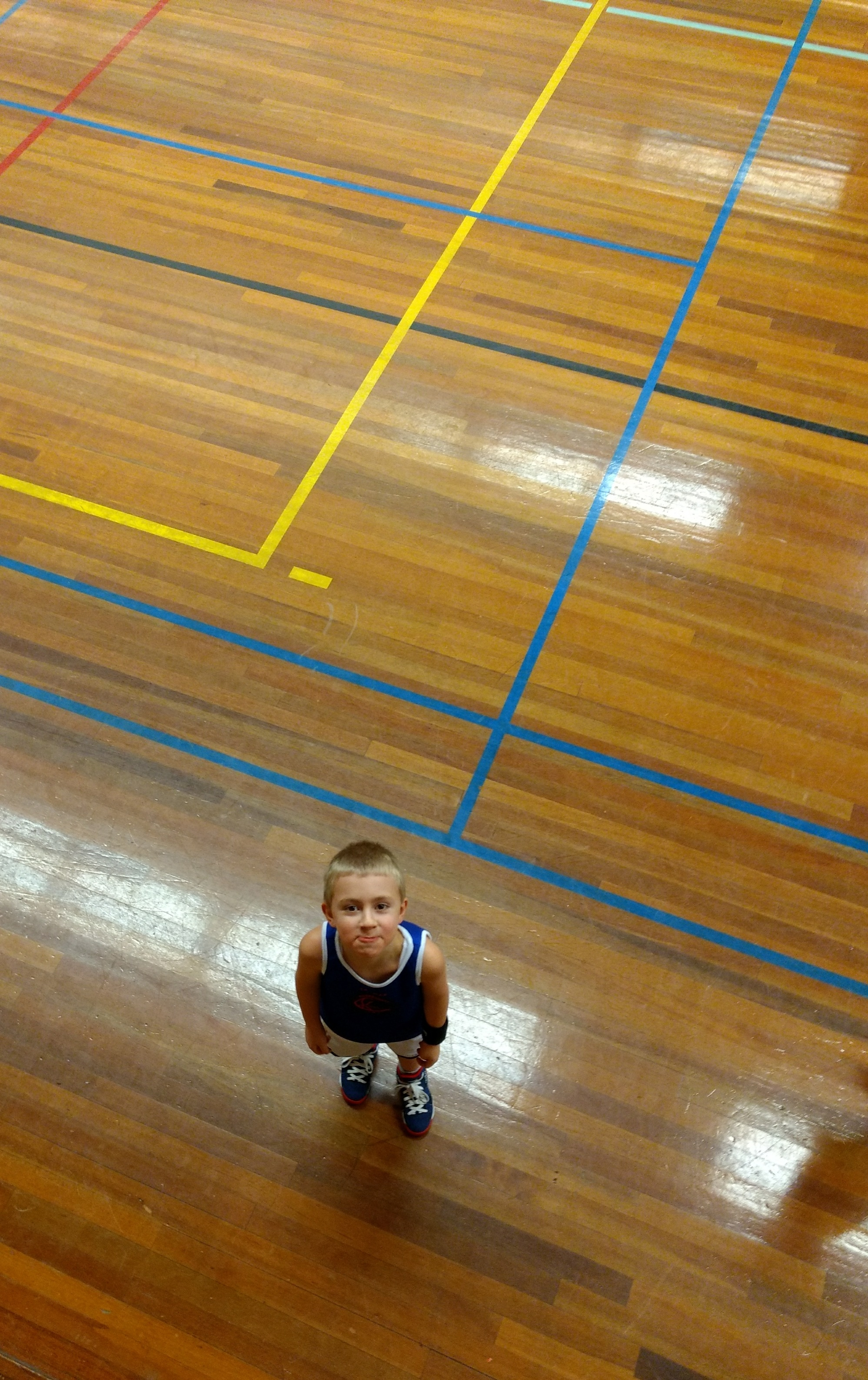 Mijn verhaal over basketbal