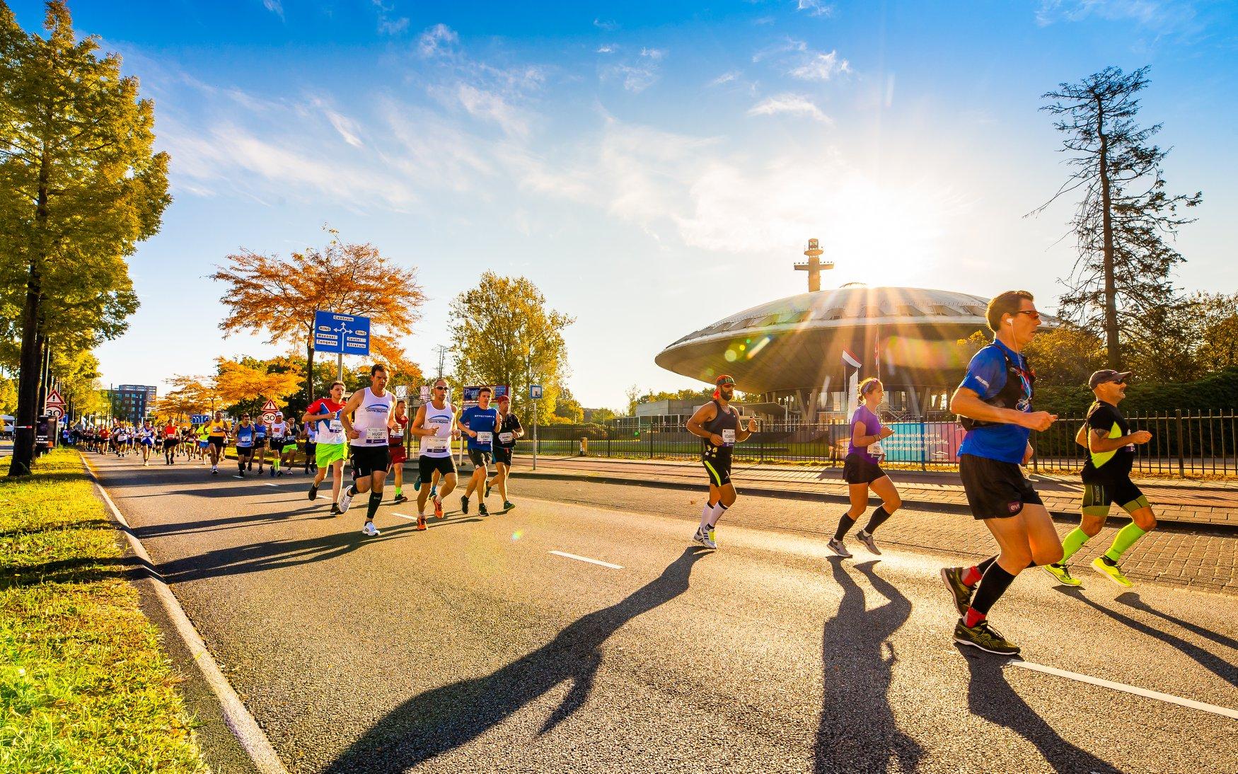 Eindhoven host city van de NOC*NSF Nationale Sportweek