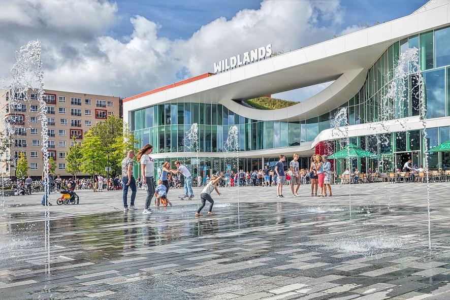 Emmen host city NOC*NSF Nationale Sportweek
